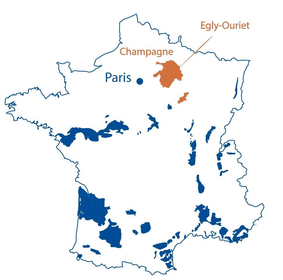 Domaine Egly Ouriet Champagne France