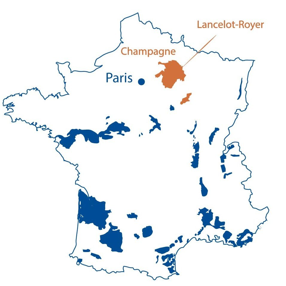 Domaine Lancelot Royer Champagne France