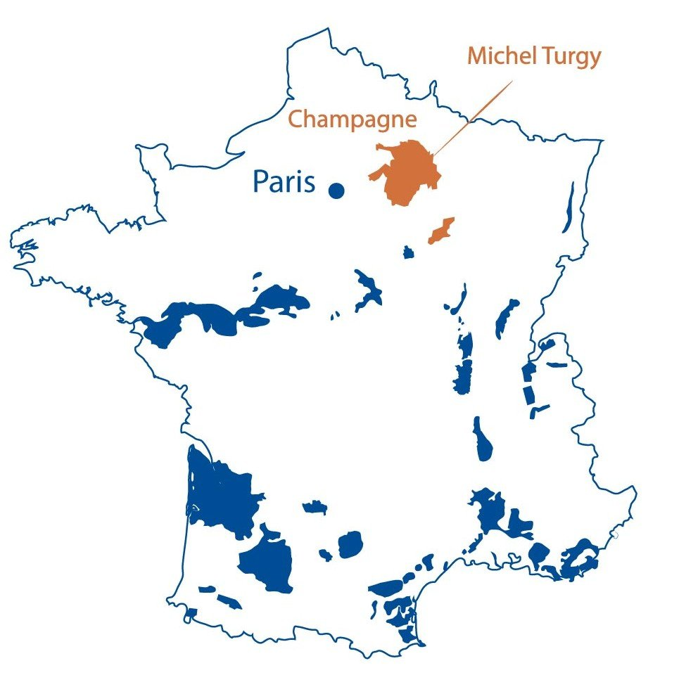 Domaine Michel Turgy Champagne France