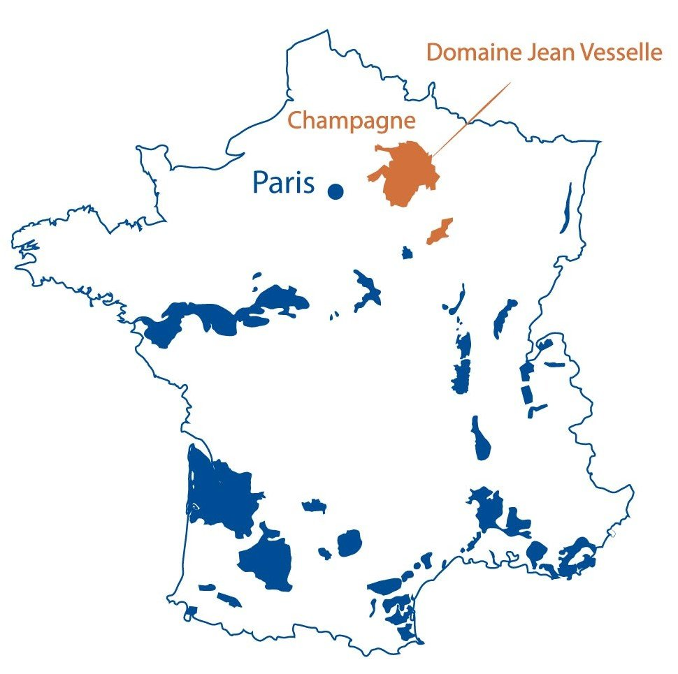 Domaine Jean Vesselle Champagne France