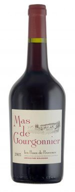 Mas de Gourgonnier Rouge Provence France North Berkeley Imports