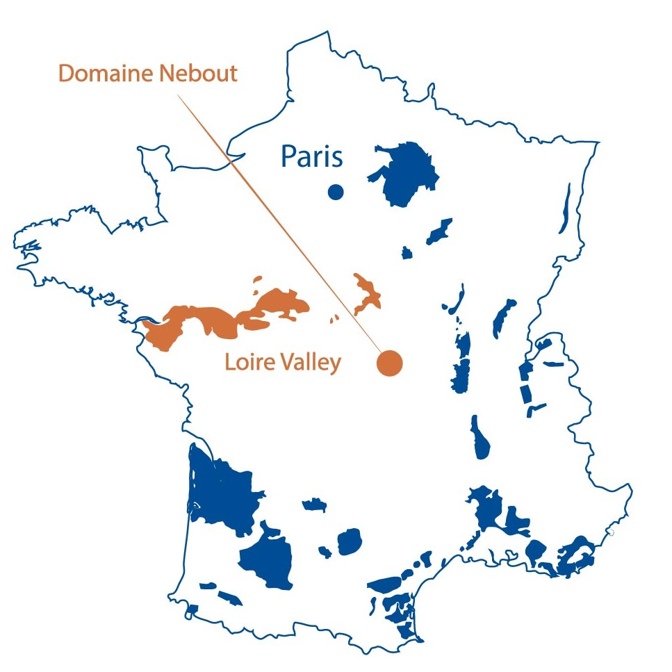 Domaine Nebout Saint Pourcain Loire Valley North Berkeley Imports