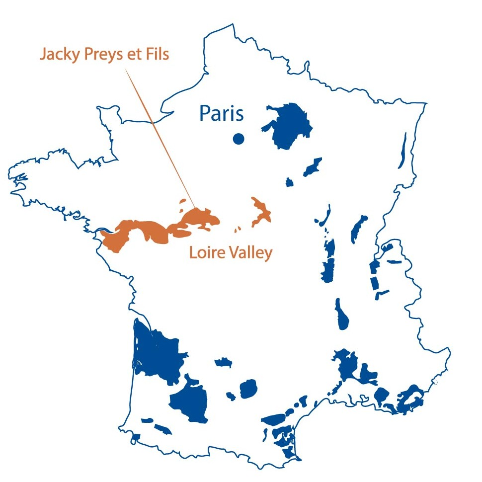 Jacky Preys et Fils Loire Valley France North Berkeley Imports