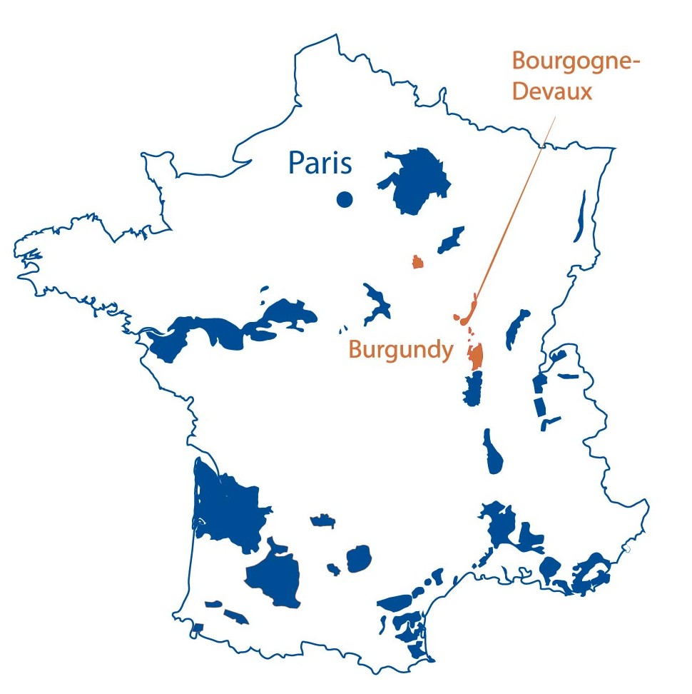 Domaine Bourgogne Deveaux Hautes Cotes North Berkeley Imports