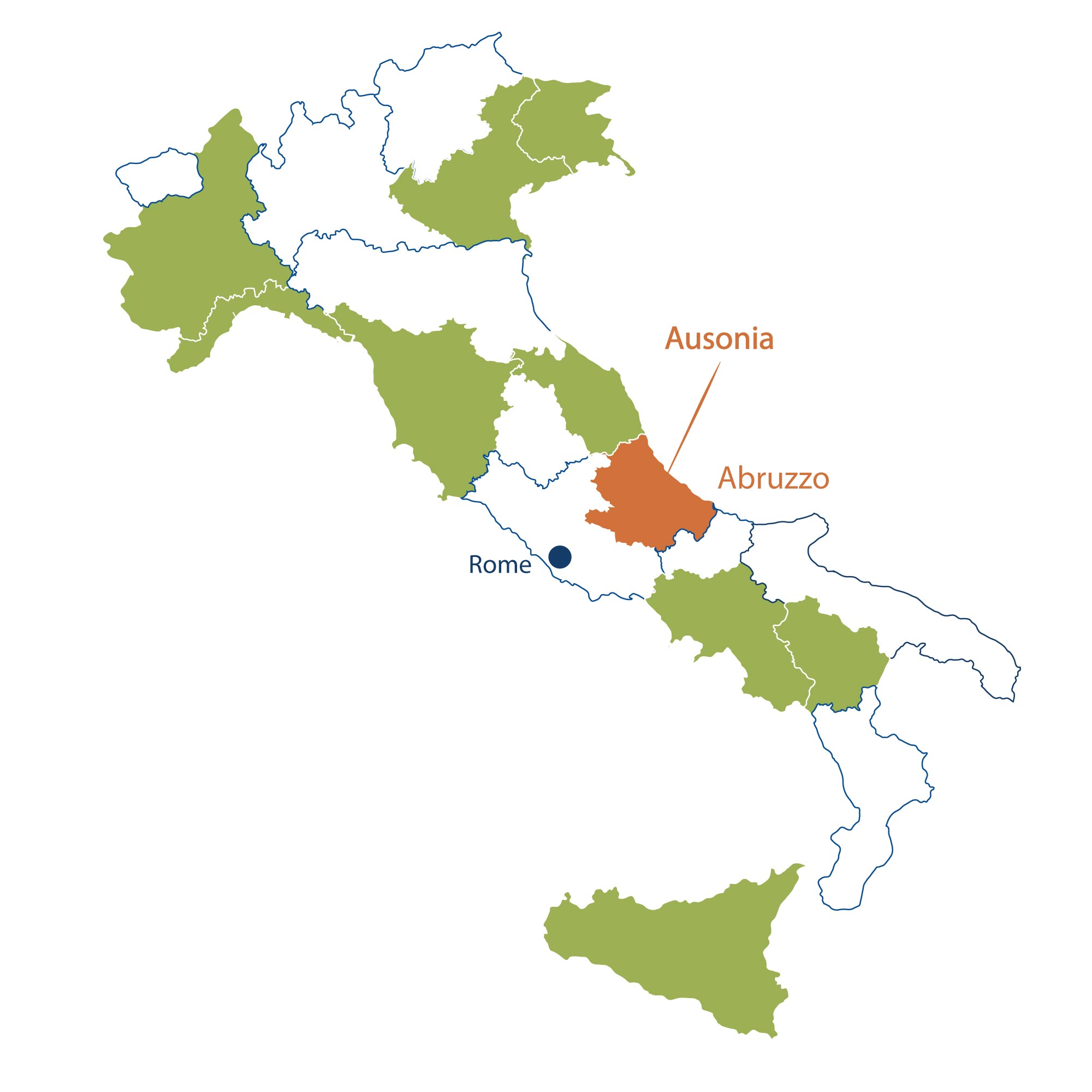 Azienda Agricola Ausonia Abruzzo North Berkeley Imports