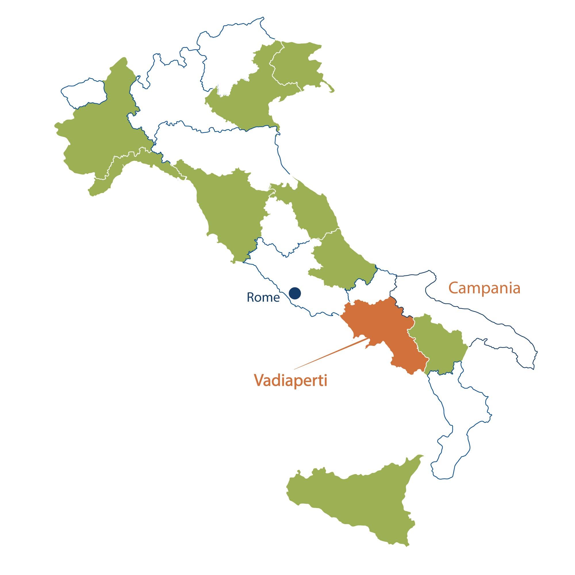 Azienda Agricola Vadiaperti Campania North Berkeley Imports