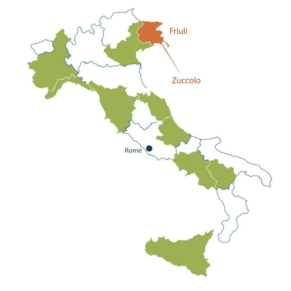 Azienda Agricola Zuccolo Friuli North Berkeley Imports