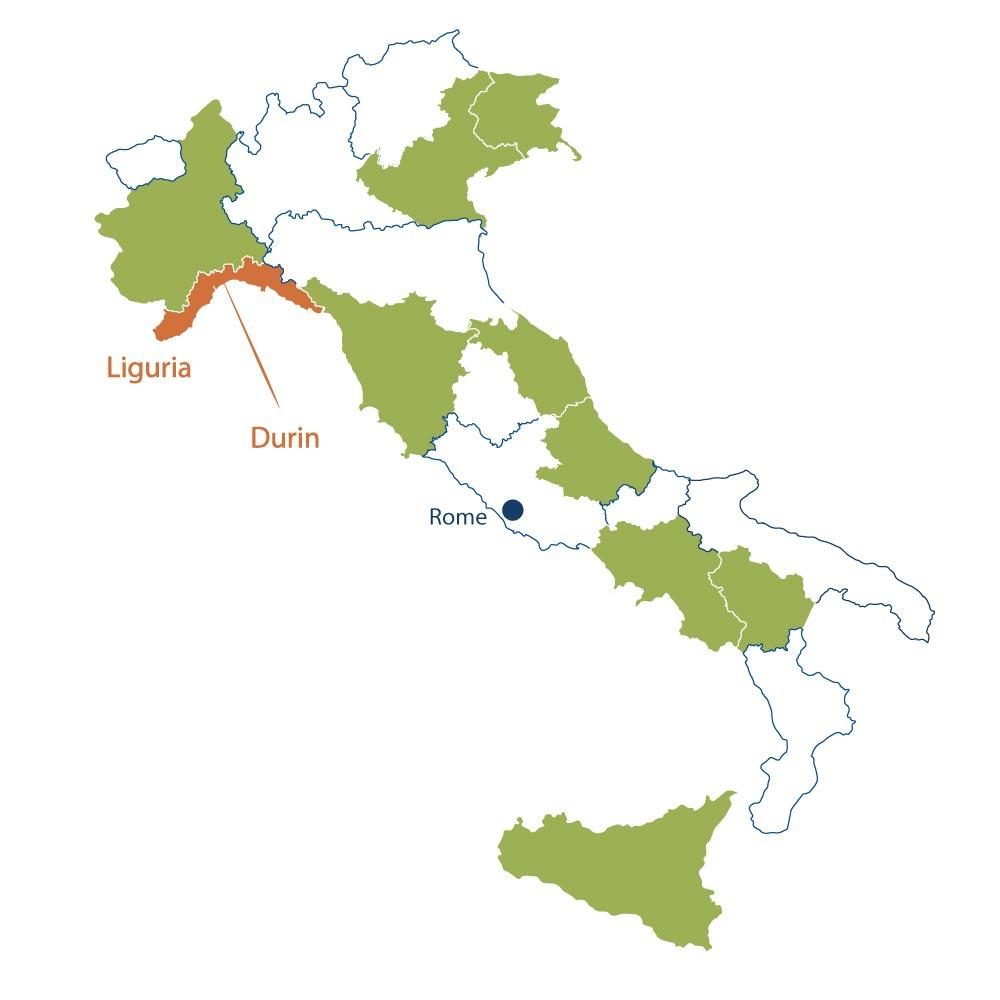 Azienda Agricola Durin Liguria North Berkeley Imports