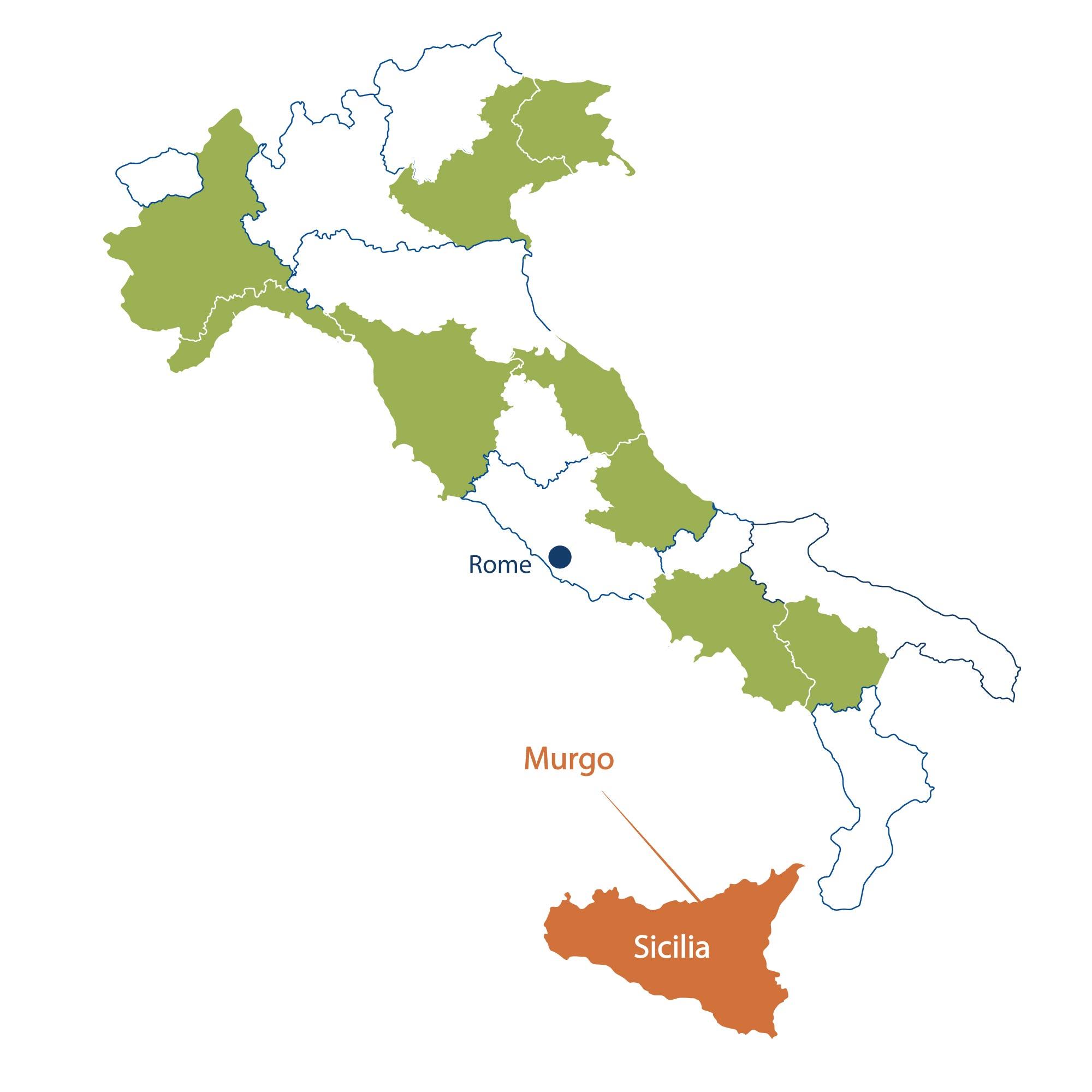 Azienda Agricola Murgo Sicilia North Berkeley Imports