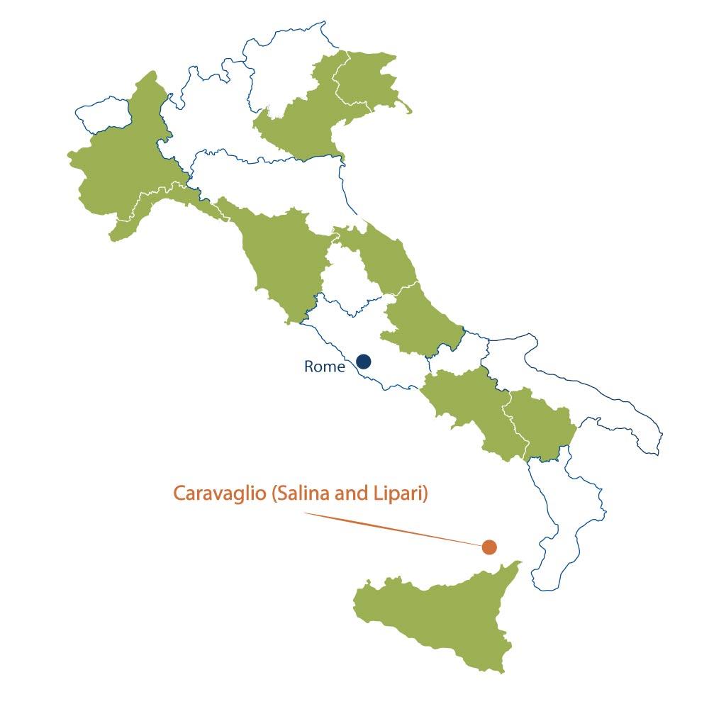 Azienda Agricola Caravaglio Sicilia North Berkeley Imports