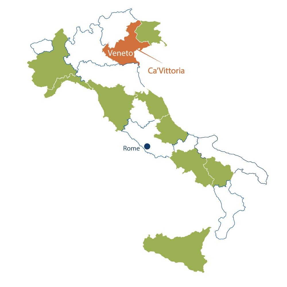 Azienda Agricola CaVittoria Veneto North Berkeley Imports