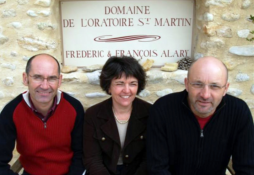 Domaine Oratoire Saint Martin Cairanne North Berkeley Imports